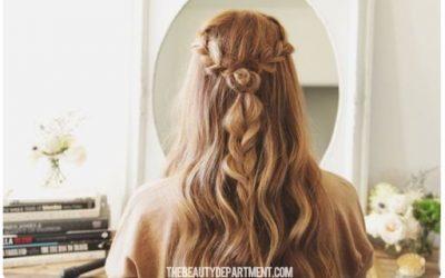+15 Peinados Sencillos con Trenzas y sus Tutoriales: ¡Qué maravilla!