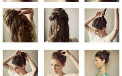 Cómo secar el pelo para conseguir un peinado de grandes ondas, paso a paso