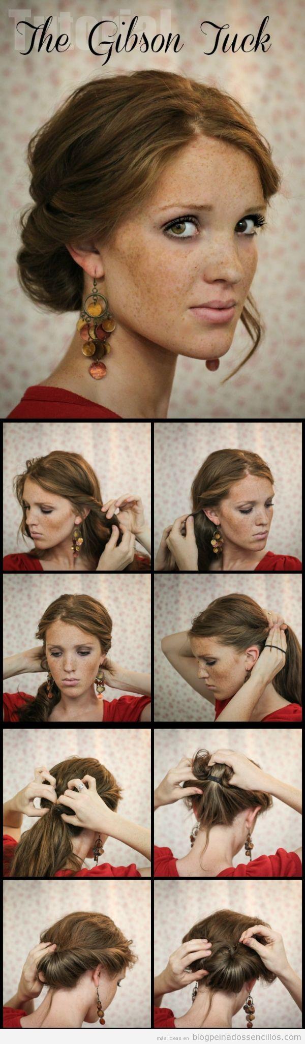 Peinados Sencillos Para Fiestas 15 Tutoriales Paso A Paso