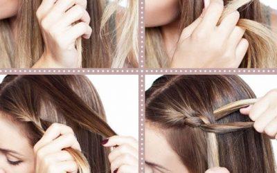Peinados Para El Pelo Corto Peinados Sencillos