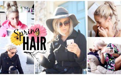 5 peinados muy trendy y fáciles de hacer para esta primavera