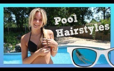Peinados fáciles para ir a la piscina y a la playa, vídeo paso a paso