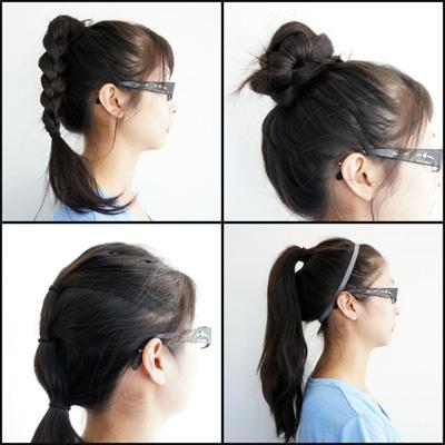 Peinados para ir al gimnasio 3