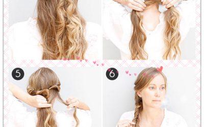Tres tutoriales para llevar un peinado perfecto a tu fiesta de graduación