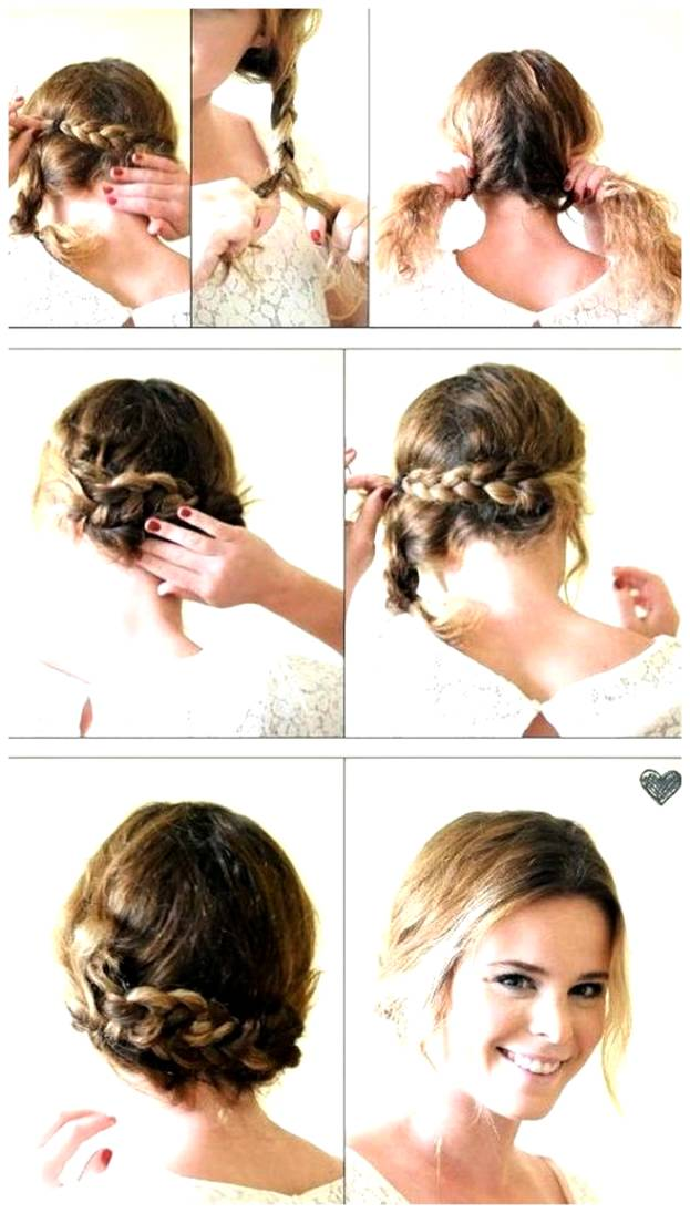 Hairstyles for short hair to do yourself tuny for 30 peinados sencillos ideas tutoriales y vdeos para aprender a hacer hairstyles for short hair to do yourself solutioingenieria Image collections