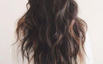 Peinado muy fácil estilo boho para bdas