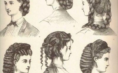 Peinados inspirados en la época victoriana que os animamos a revivirlos!