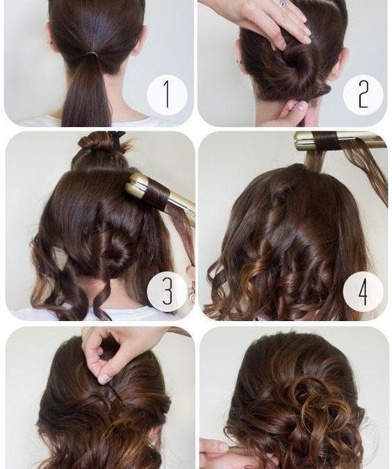 Fotos de peinados faciles para bodas