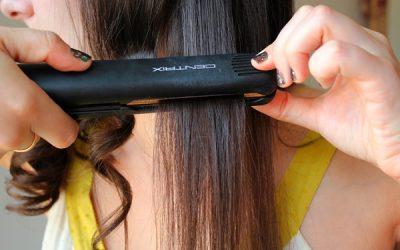 Consejos para alisarte el pelo con las planchas