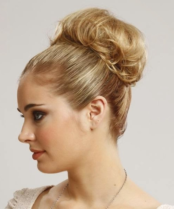 Peinados para fiesta peinados sencillos - Peinados fiesta faciles ...