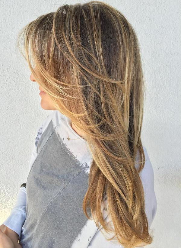 Peinados De Diario Pelo Largo Amazing Originales Peinados Con