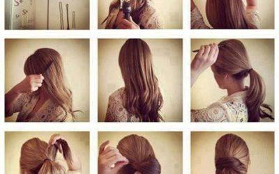 peinados sencillos para fiestas 15 tutoriales paso a paso - Peinados Sencillos