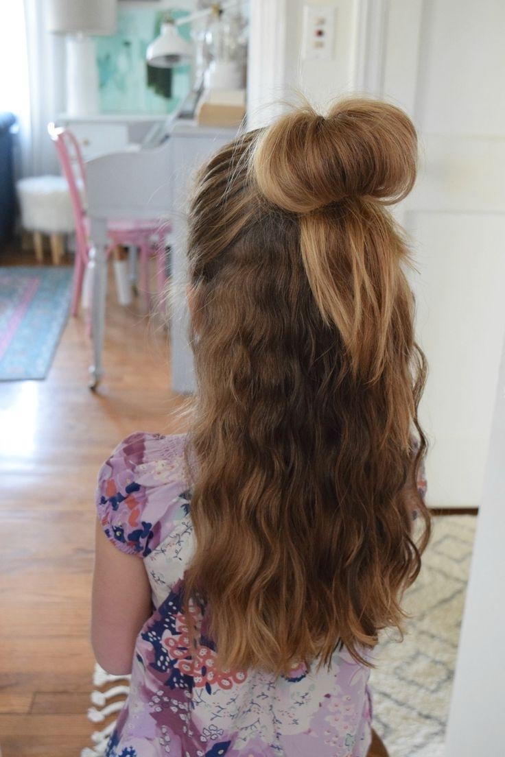 Los 10 Mejores Peinados F 225 Ciles Para Ni 241 As Con Los Que Estar 225 N Mon 237 Simas Peinados Sencillos