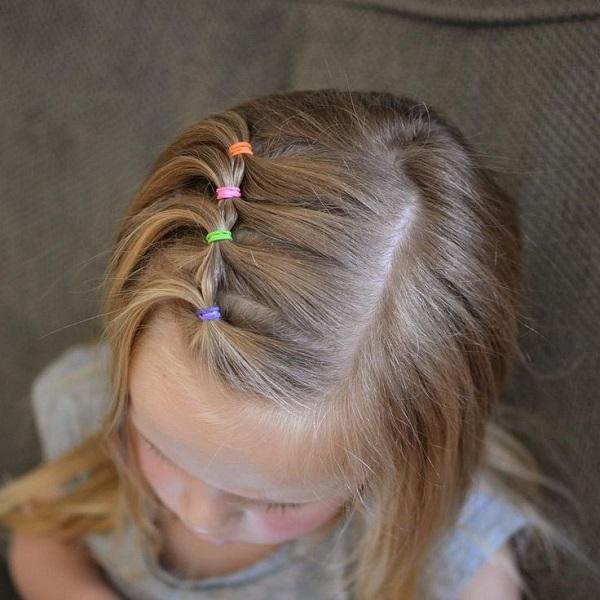 peinados fciles para nias 12 - Peinados De Ninas