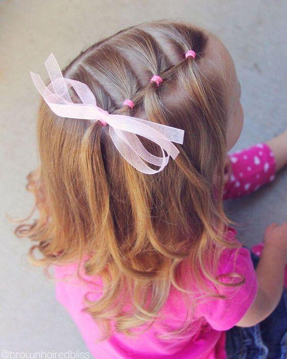 Peinados fáciles para niñas 3
