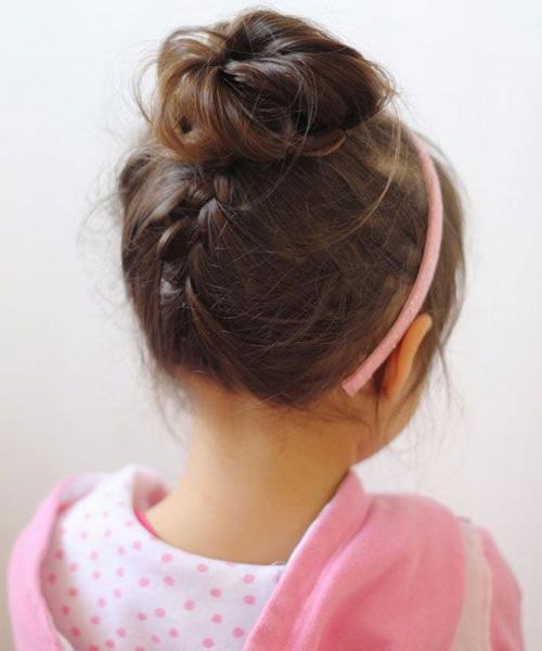 Peinados fáciles para niñas 4