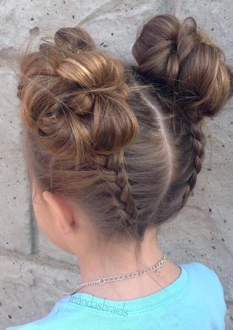 Peinados fáciles para niñas 13