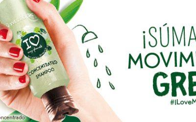 ¡Súmate al movimiento Green!