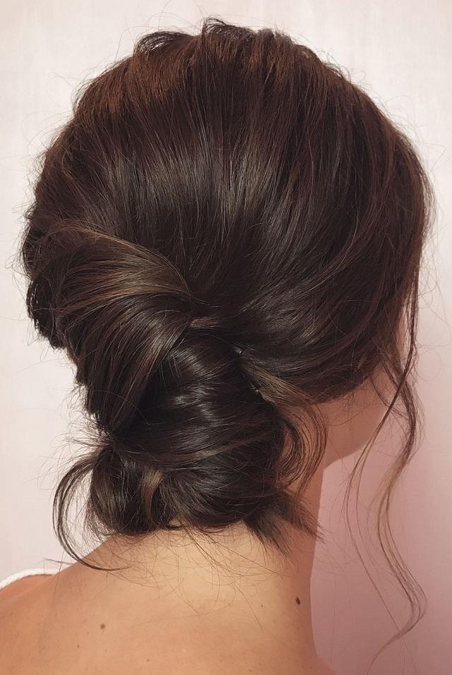 Peinado tendencia otoño 2018 banana bun
